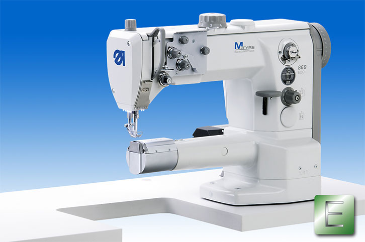 M-TYPE 869 ECO – high functionality and flexibility at an attractive price