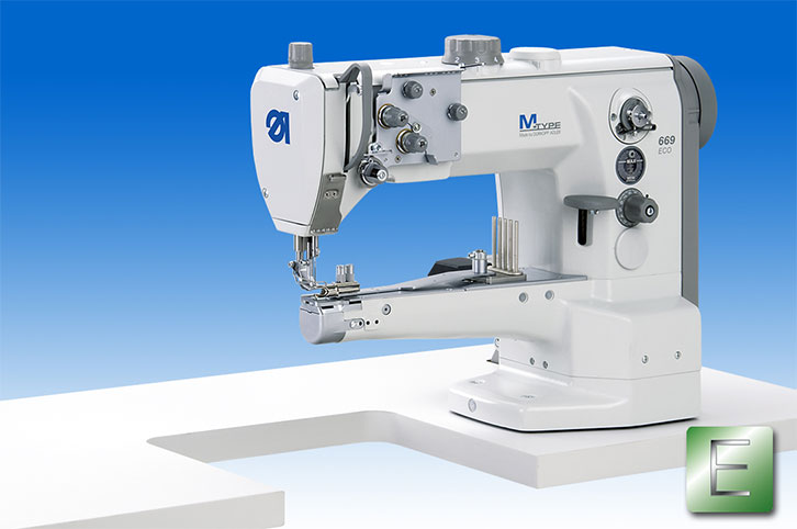 M-TYPE 669 ECO – the specialist for tubular workpieces
